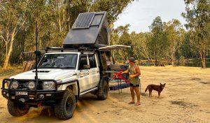 4x4 setup, travel australia, offroad, 79series,